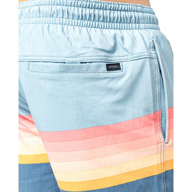 Rip Curl Layered Volley Shorts Men, blauw